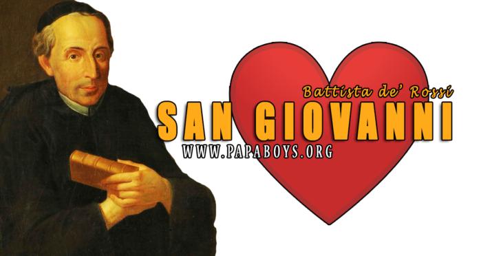 San Giovanni Battista de' Rossi, Sacerdote