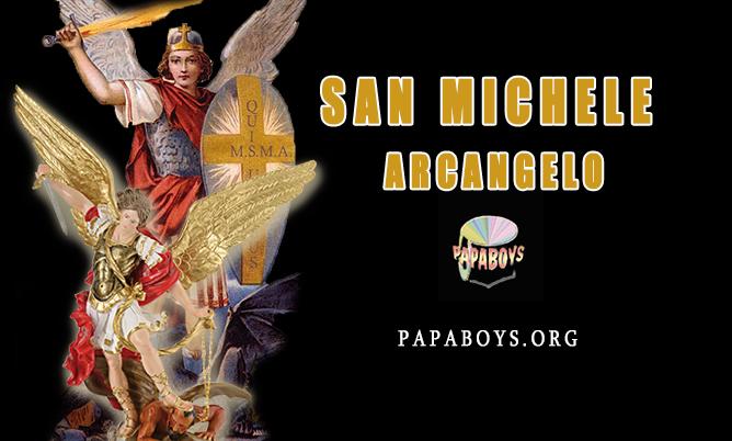 Consacrazione a San Michele Arcangelo