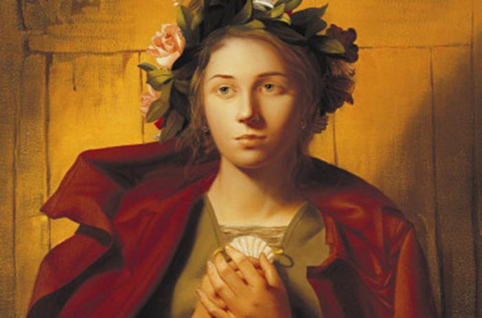 Santa Bona da Pisa, Vergine