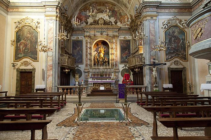 Santuario Madonna della Misericordia di Bovegno