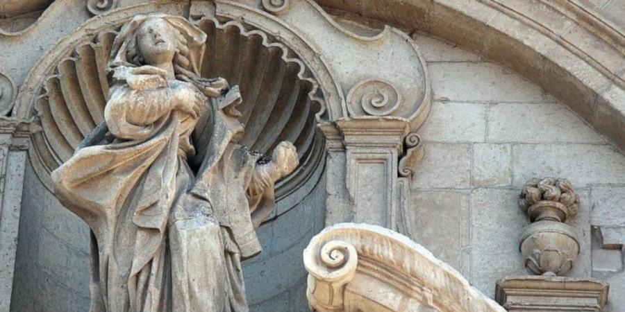 Sant'Irene da Lecce, Vergine e Martire