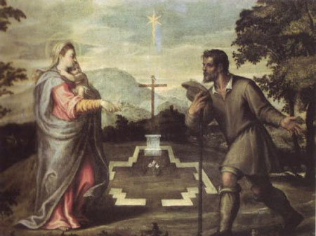Apparizioni Madonna della Stella