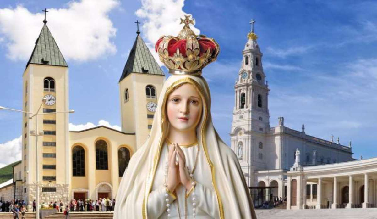 Blessed Virgin Mary of Fatima