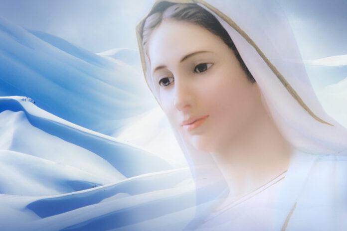 La Devozione preferita dalla Madonna è una Coroncina da recitare. Preghiera della notte, tra il 4 ed il 5 Agosto 2020