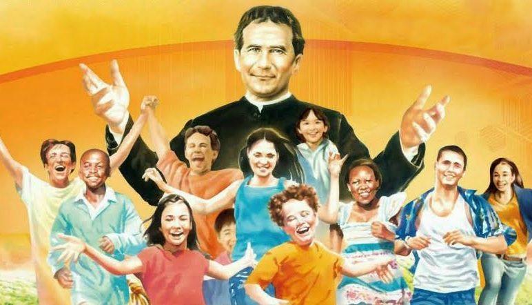 Preghiera a Don Bosco