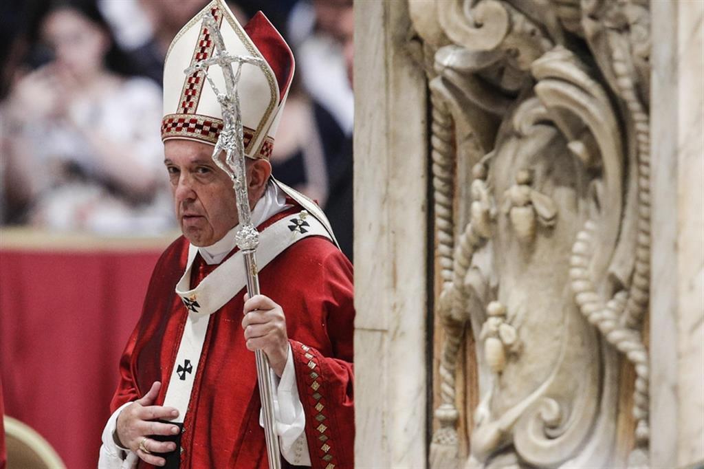 papa francesco festa san pietro e paolo