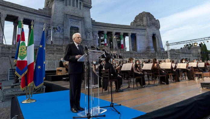 Sergio Mattarella (ANSA/Paolo Giandotti - Ufficio stampa Quirinale)