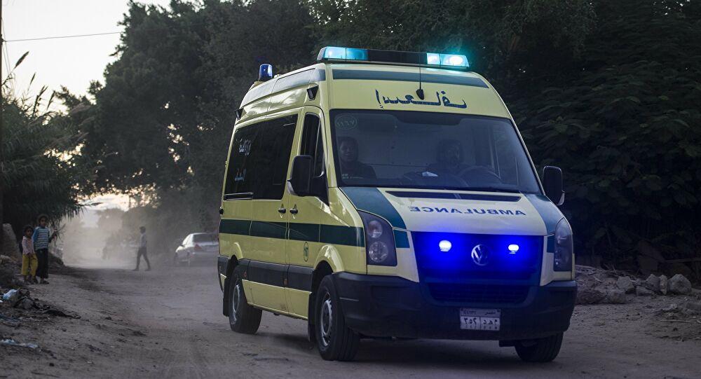 Egitto Ambulanza