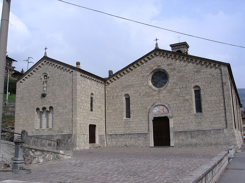 Santuario di Ponte Nossa