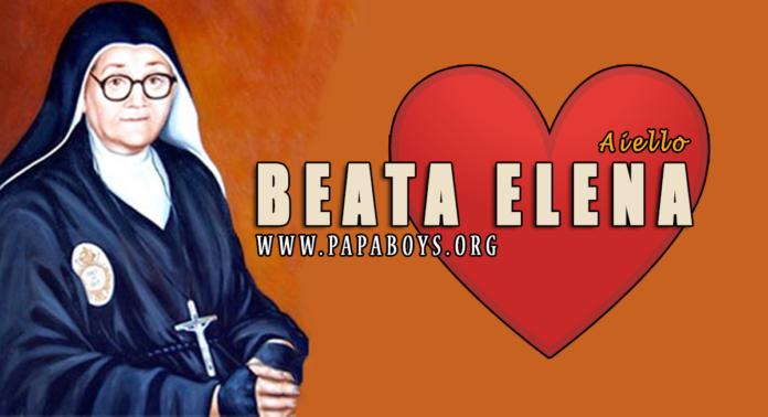 Beata Elena Aiello, 19 Giugno 2020