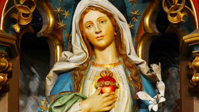 Preghiera al Cuore Immacolato di Maria