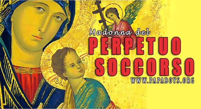 Madonna del Perpetuo Soccorso - 27 Giugno