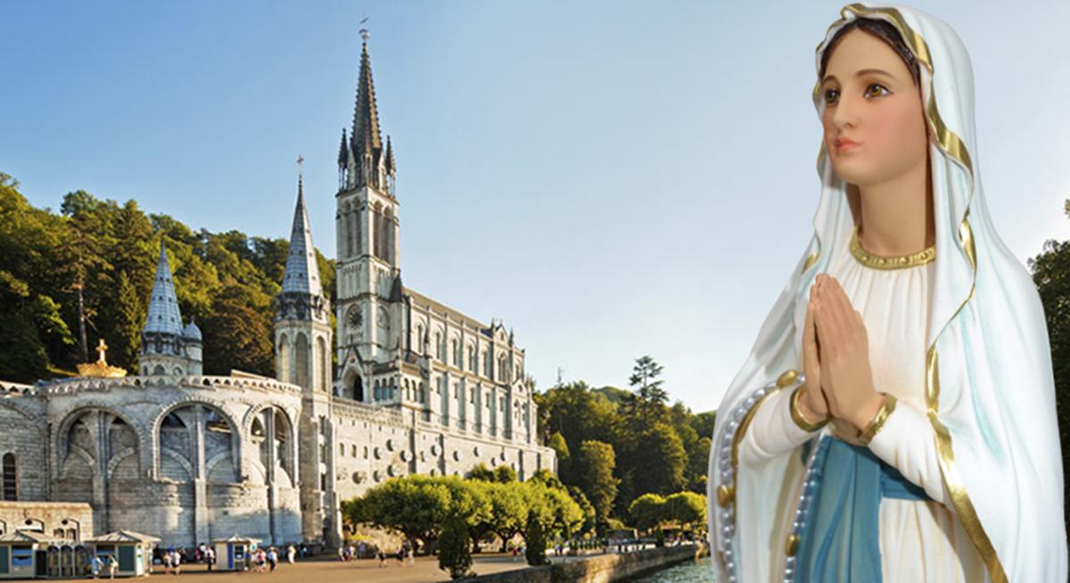 Beata Vergina Maria di Lourdes