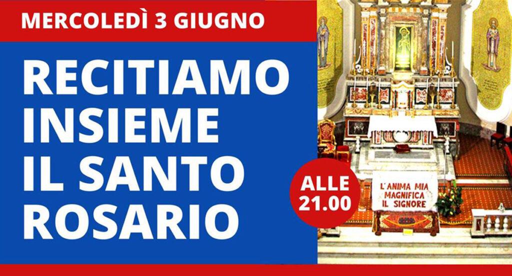 Rosario per l'Italia