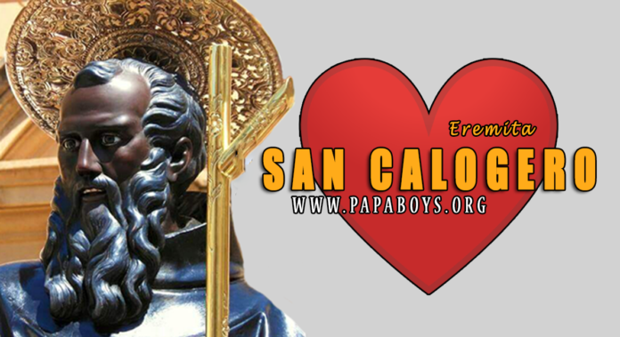 San Calogero, Eremita - 18 Giugno