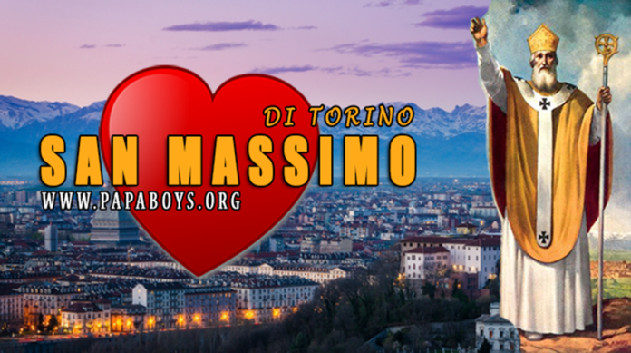 San Massimo di Torino, 25 Giugno