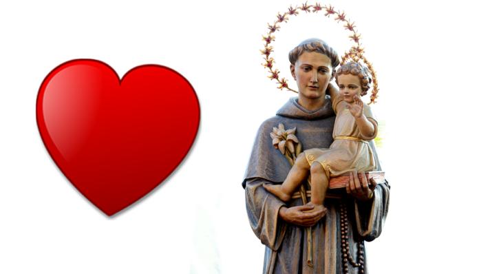 Sant'Antonio da Padova - 2 Giugno