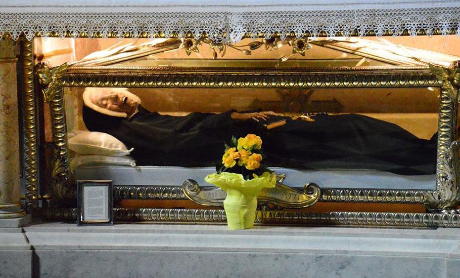 Santa Paola Frassinetti, 11 Giugno