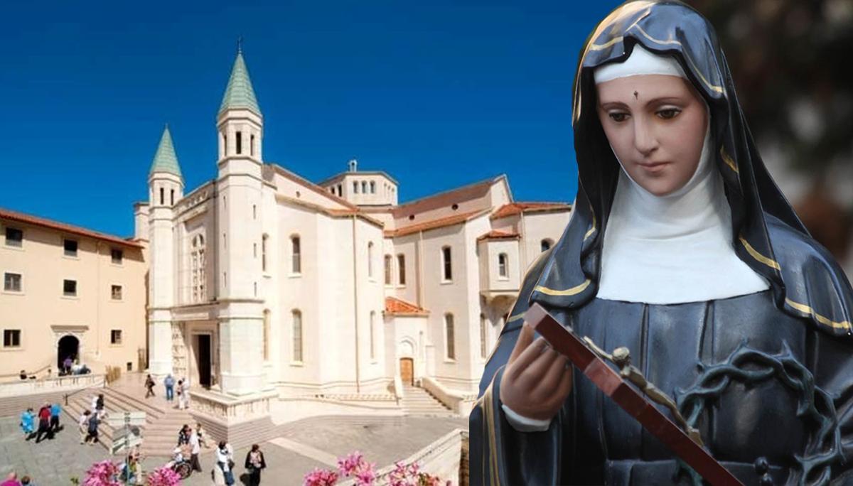 Santa Rita da Cascia - Preghiera 3 Giugno 2020