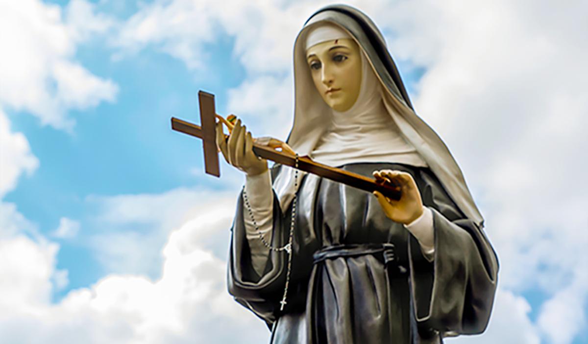 Santa Rita da Cascia - Preghiera 23 Giugno 2020 (santaritadacascia.org)
