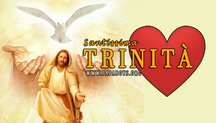 Santissima Trinità - 7 Giugno 2020