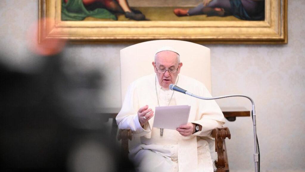 Papa Francesco - Udienza generale 24 Giugno 2020 (Vatican Media)