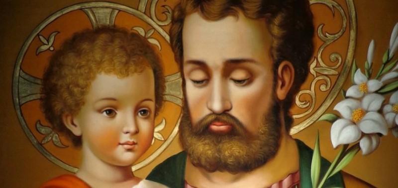 San Giuseppe prega per noi!