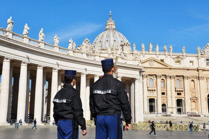gendarmi.vaticano
