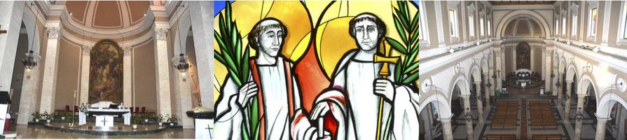 Santi Pietro e Marcellino