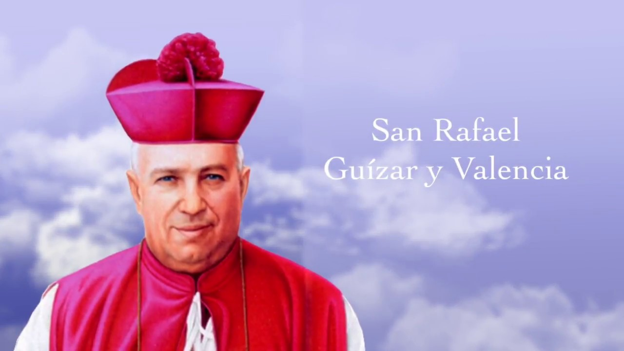 San Raffaele Guizar Valencia, Vescovo