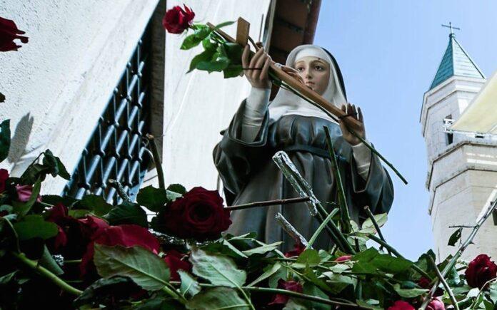 Santa Rita da Cascia (www.medjugorjetuttiigiorni.com)