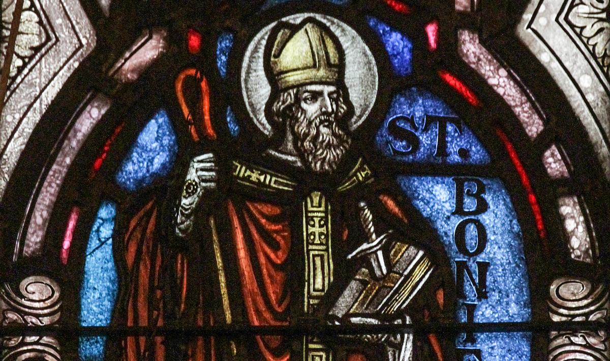 San Bonifacio, Vescovo e Martire