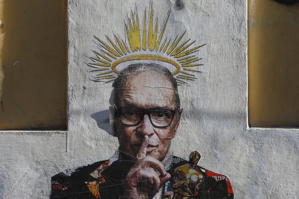 Murales Ennio Morricone