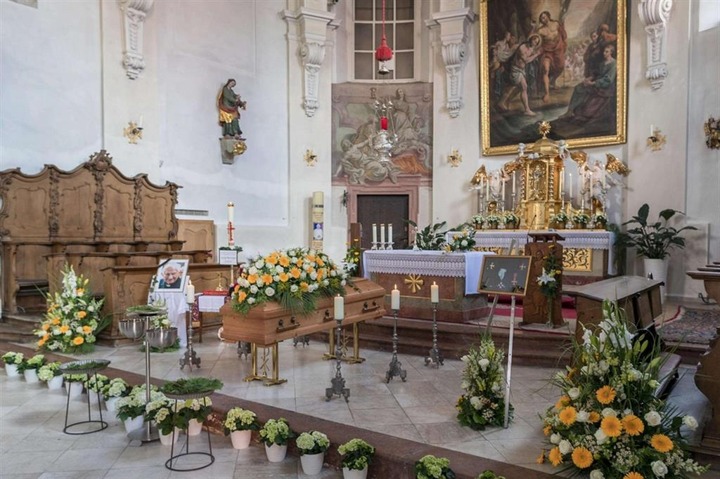 Funerali Georg Ratzinger