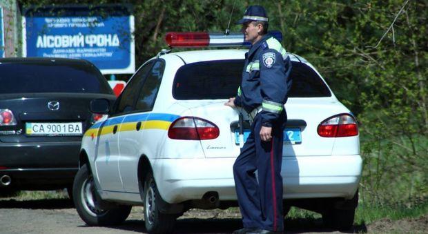 Poliza Ucraina (Il Mattino)