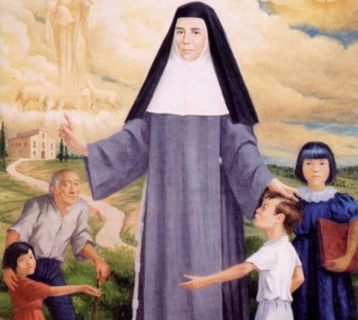 Beata Maria Anna Mogas Fontcuberta, 3 Luglio