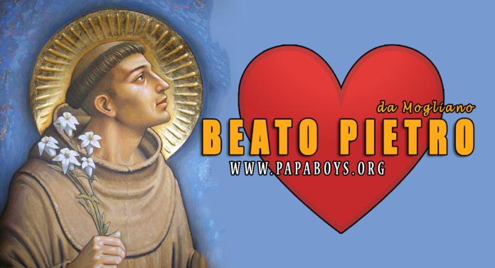 Beato Pietro da Mogliano, 25 Luglio 2020