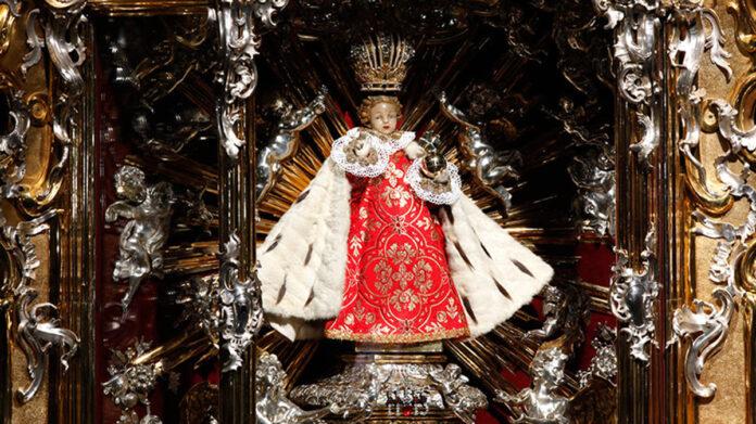 Bambino Gesù di Praga (Fotobanka ČTK, René Fluger)