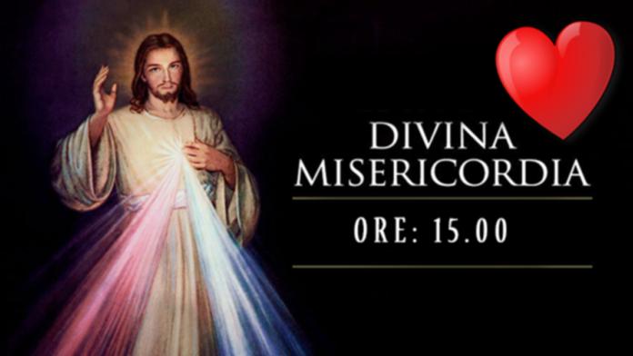 Coroncina alla Divina Misericordia