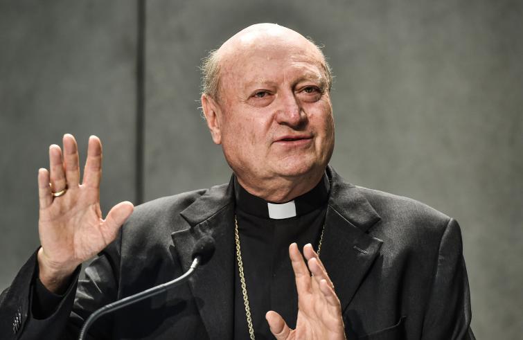 Cardinal Gianfranco Ravasi AgenSIR