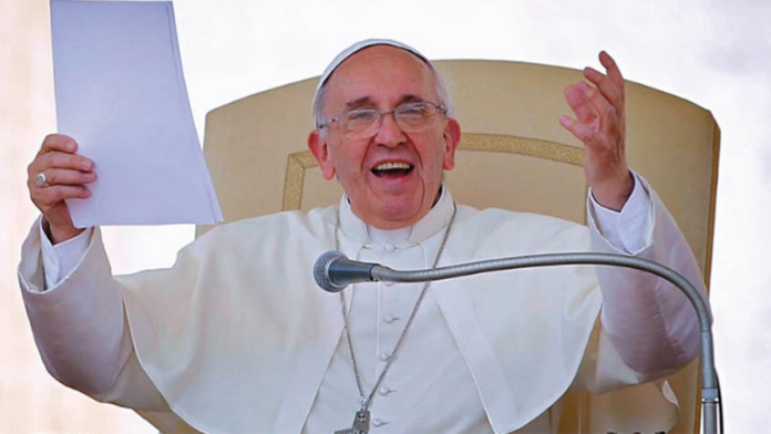 Preghiera di Papa Francesco