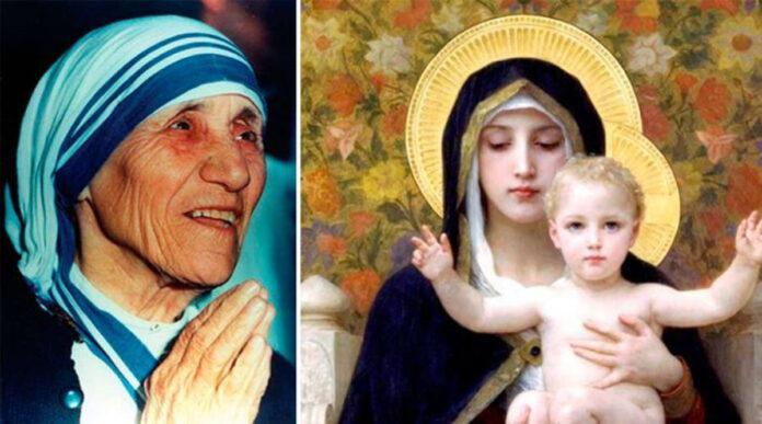 Madre Teresa di Calcutta - Preghiera