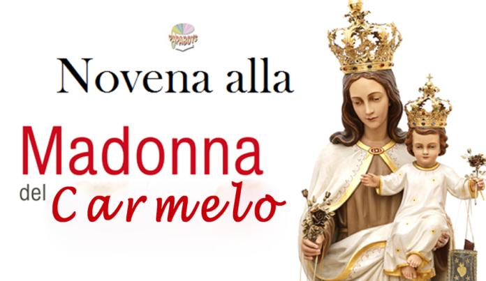 Novena alla Madonna del Carmelo. Recita la potente supplica del 9° e ultimo giorno, 15 luglio 2020