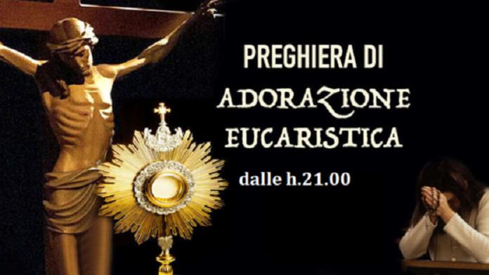 Adorazione Eucaristica dalla Parrocchia di Medjugorje, domenica 21 febbraio 2021, LIVE TV dalle h.21.00