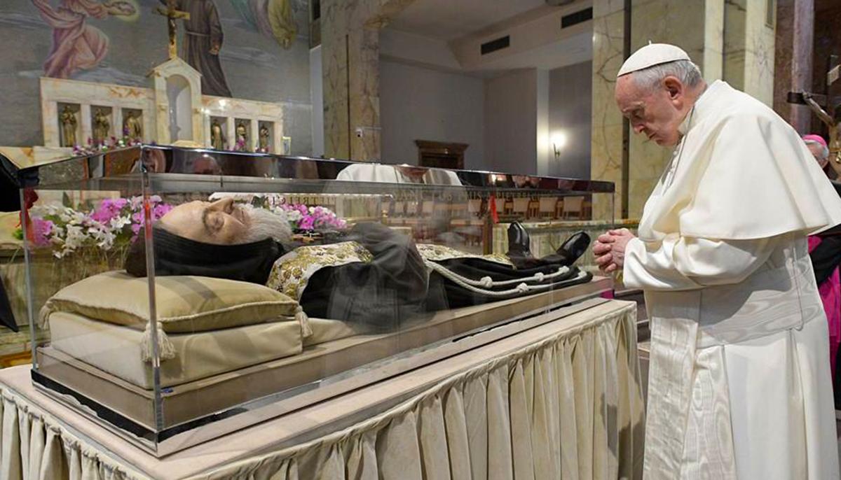 La rubrica dedicata alle parole di Padre Pio