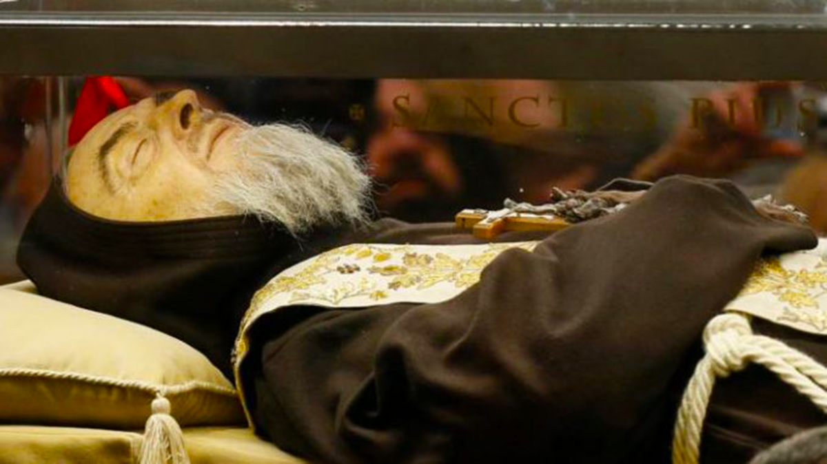 La rubrica dedicata a Padre Pio, 12 Luglio