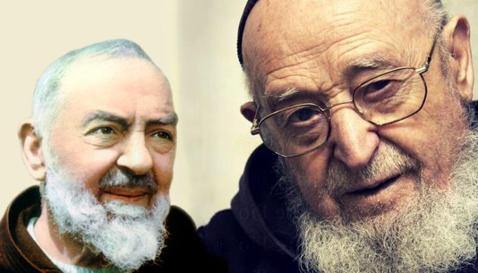 Padre Pio e Fra Modestino