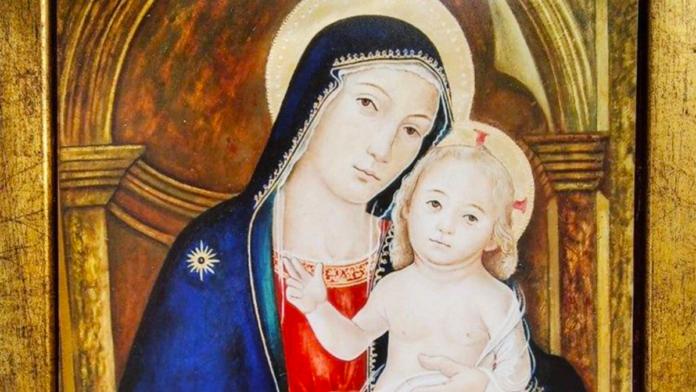 Preghiera alla Vergine Maria