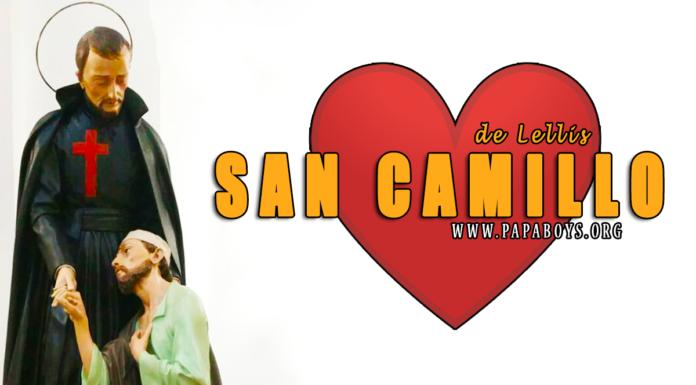 San Camillo de Lellis, 14 Luglio 2020
