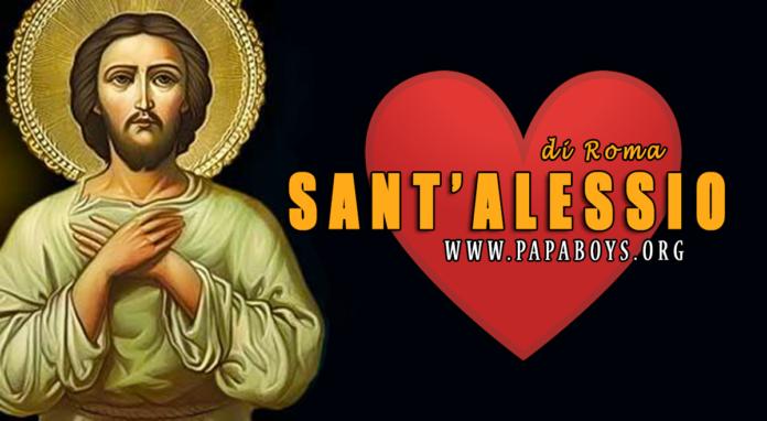 Sant'Alessio di Roma, 17 Luglio 2020